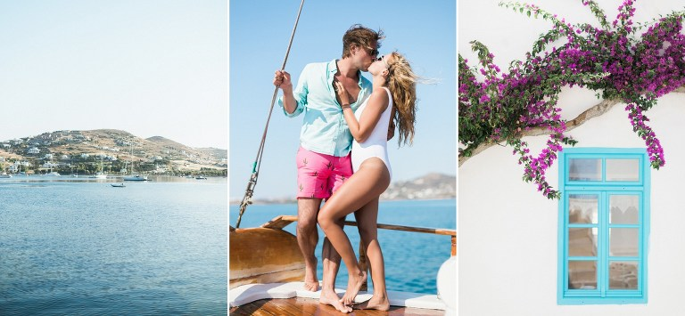 Antiparos destination weddings