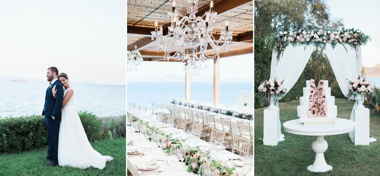 Athens Riviera destination weddings