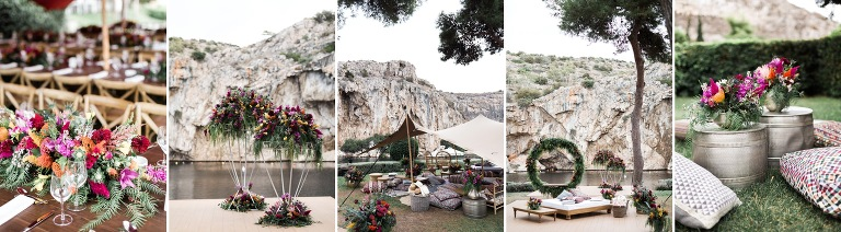 best wedding photoshoot trends in Greece now